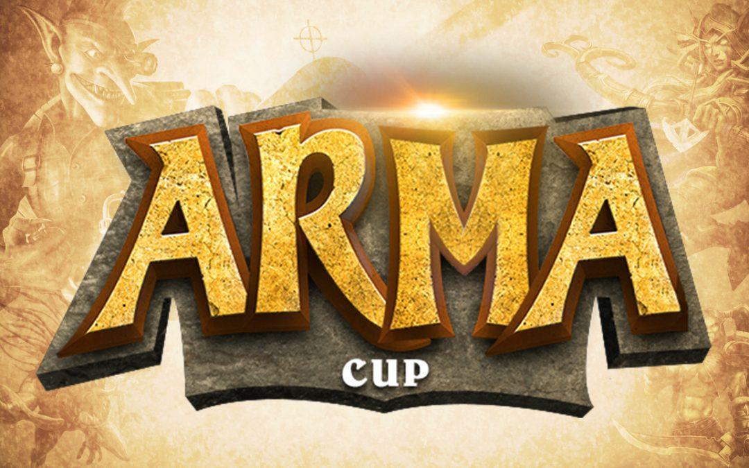 L'Arma Cup est de retour les 11 et 12 novembre !