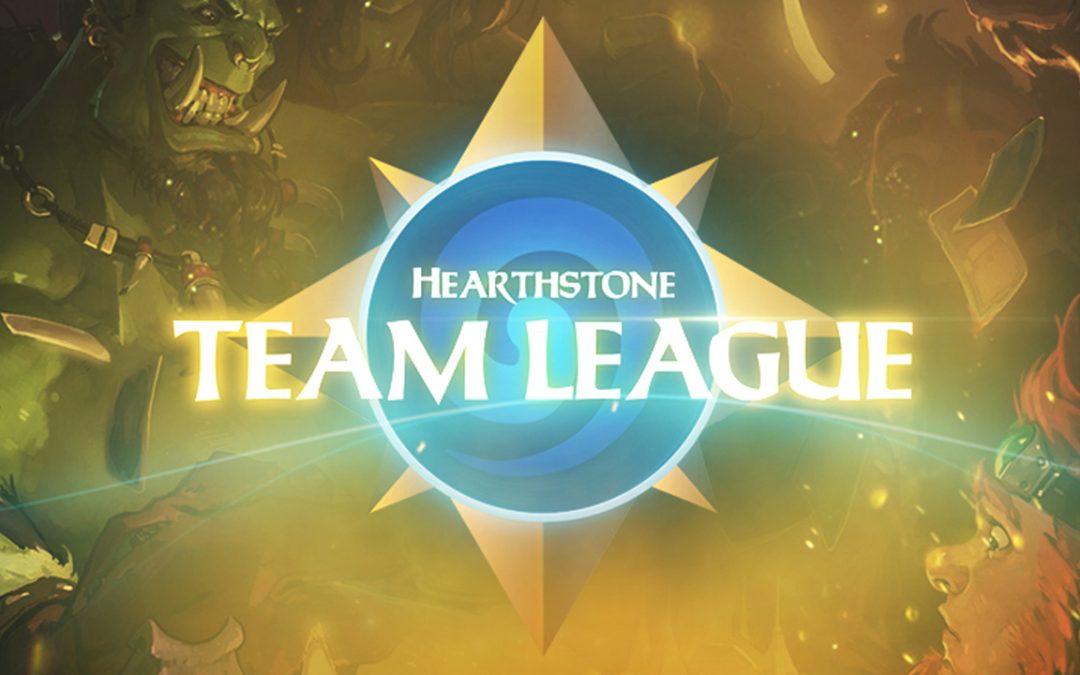 L'Hearthstone Team League est de retour !
