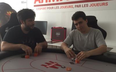 Participez à notre tournoi de poker sur Winamax !