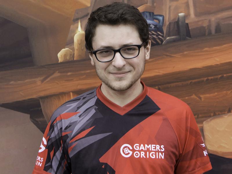 HSTL : Interview Gamers Origin