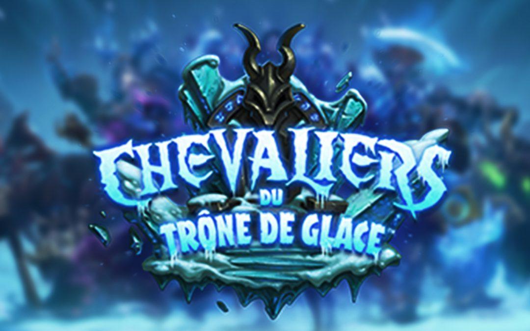 Les Chevaliers du Trône de glace, la nouvelle extension d'Hearthstone !