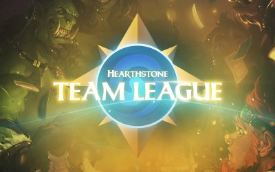SK Gaming à l'Hearthstone Team League