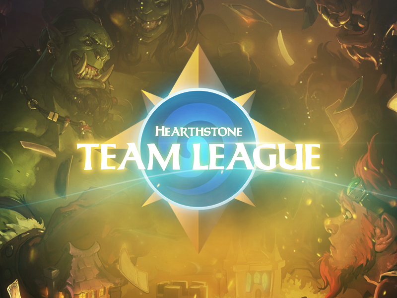 Wizards Esports Club invitée à l'Hearthstone Team League
