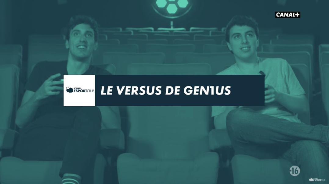 """Torlk dans """"Le Versus de Genius"""" sur Canal +"""