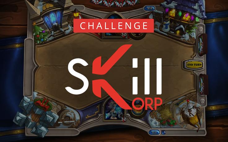 Inscrivez-vous au dernier qualifier du Challenge Skillkorp !