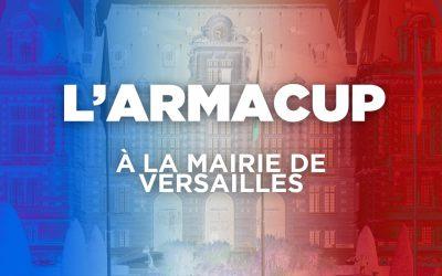 Toutes les infos sur l'Arma Cup Versailles