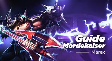 Guide LOL : Le Mordekaiser de Marex !