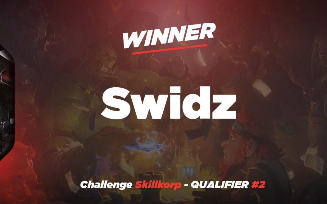 Swidz se qualifie pour la finale du Challenge Skillkorp !