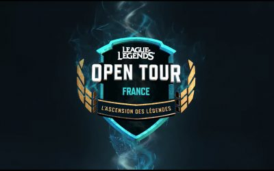 ArmaTeam à l'Open Tour France !