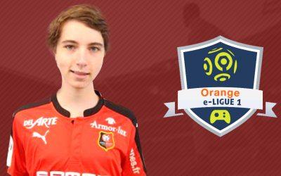 Glenn qualifié pour la finale de l'Orange e-Ligue 1
