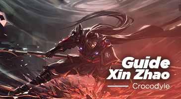 Guide Lol: Le Xin Zhao de Crocodyle!