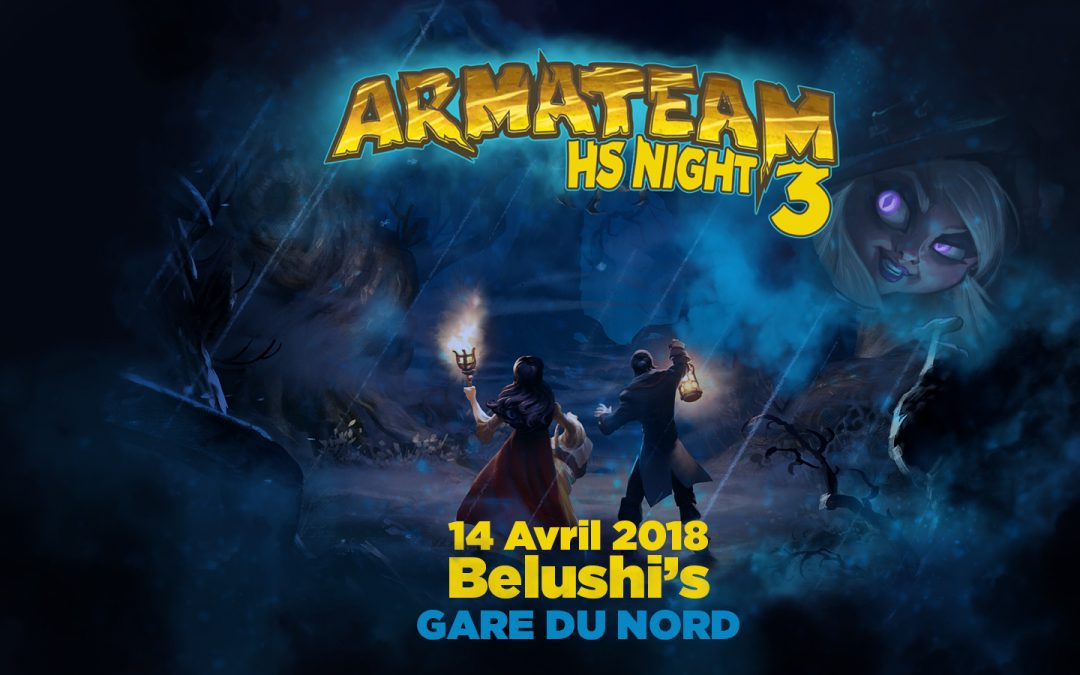ArmaTeam HS Night : Wizards vainqueur de l'HSTL
