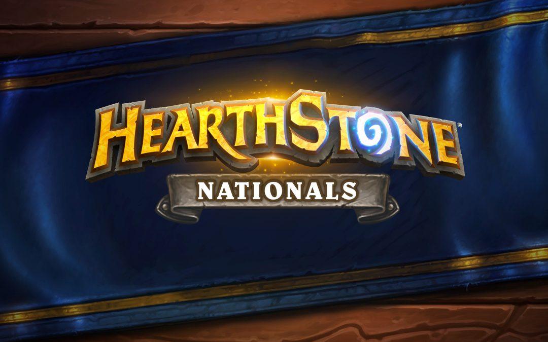 Les Hearthstone Nationals arrivent pour la première fois en Europe !