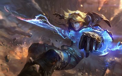 Guide Lol : L'Ezreal de Frozzy !