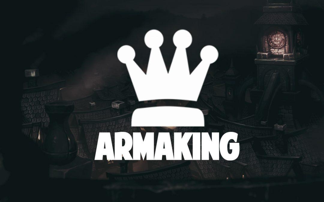 Oliech le nouvel ArmaKing !