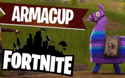 Les résultats la seconde soirée de l'Arma Cup Fortnite en live !