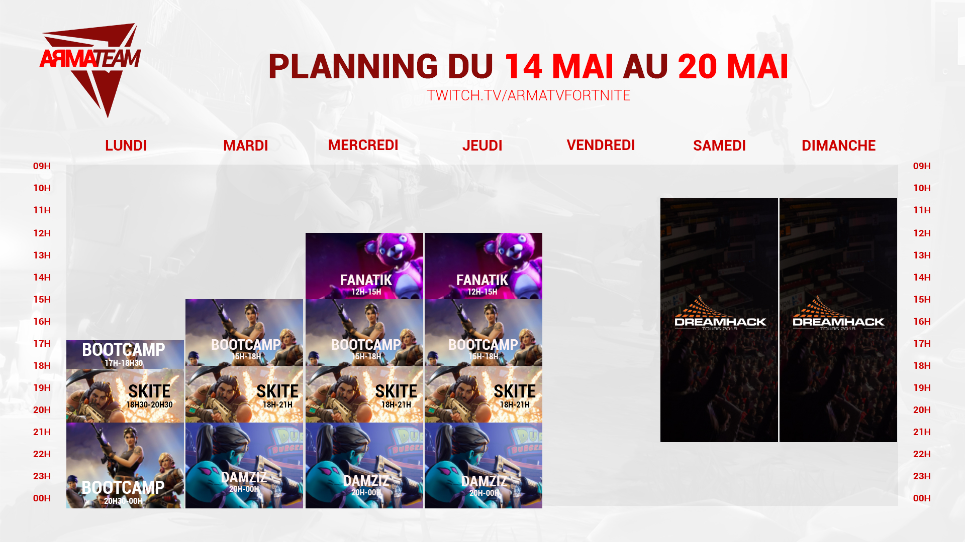 Planning ArmaTVLOL