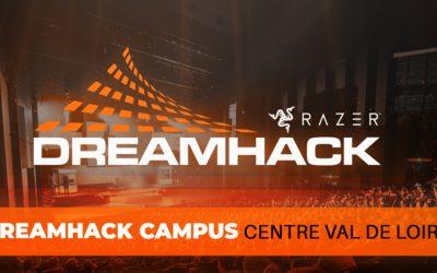 Qualifiez-vous pour la DreamHack Campus !