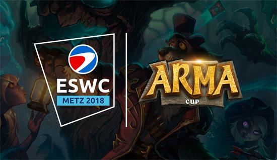Les decks de l'Arma Cup Metz