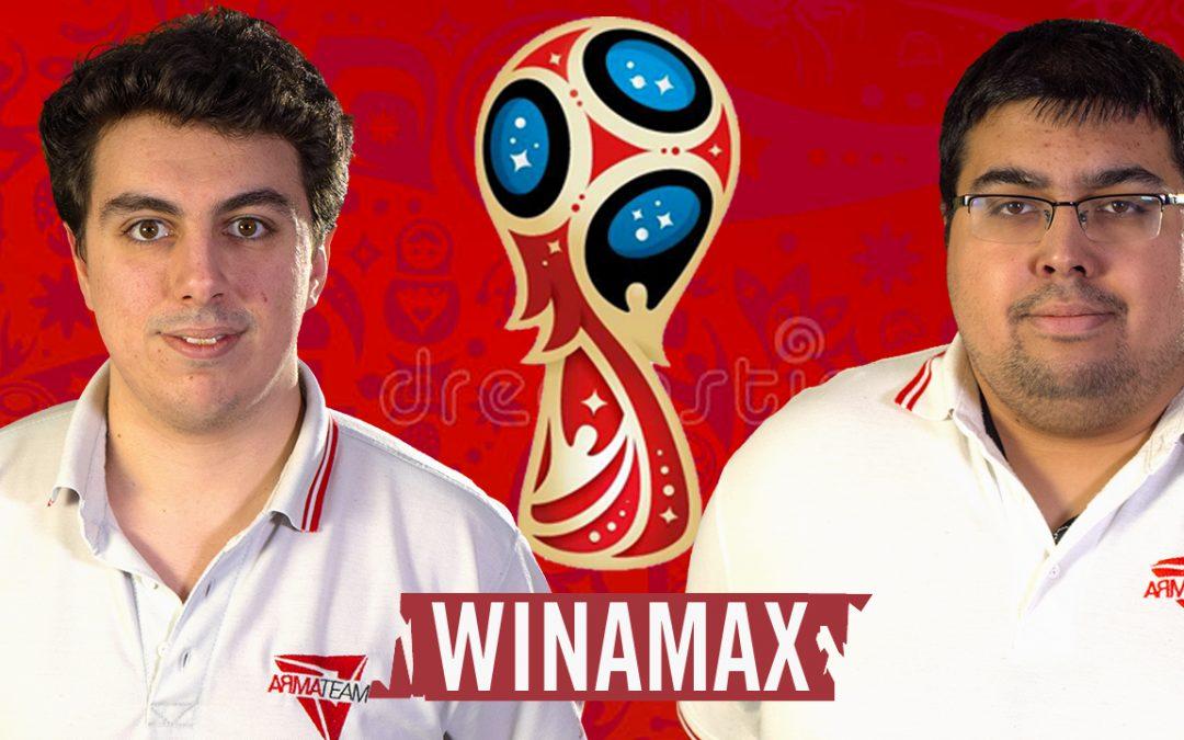 Retrouvez Torlk & Vinz pour parier sur la Coupe du monde !