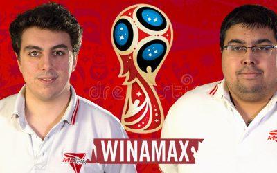Émission spéciale Coupe du Monde avec Vinz & Torlk ce midi !
