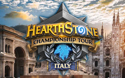 Suivez l'ArmaTeam au Tour Stop Italie ce week-end !