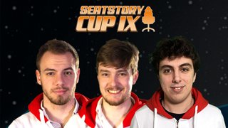 Odemian, Torlk et Maverick à la SeatStory Cup ce week-end !