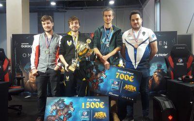 Kalaxz remporte l'Arma Cup Metz !