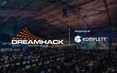 Suivez Odemian et Vinz à la DreamHack Winter !