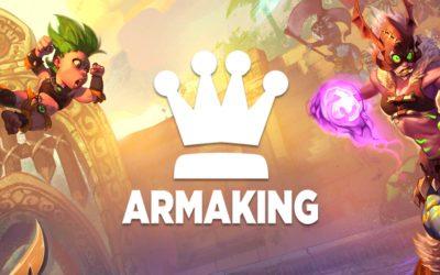 Suivez l'ArmaKing en direct dès 15h !