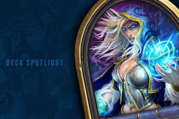 Deck Spotlight : Mage
