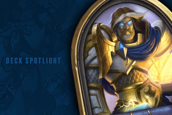 Deck Spotlight : Paladin