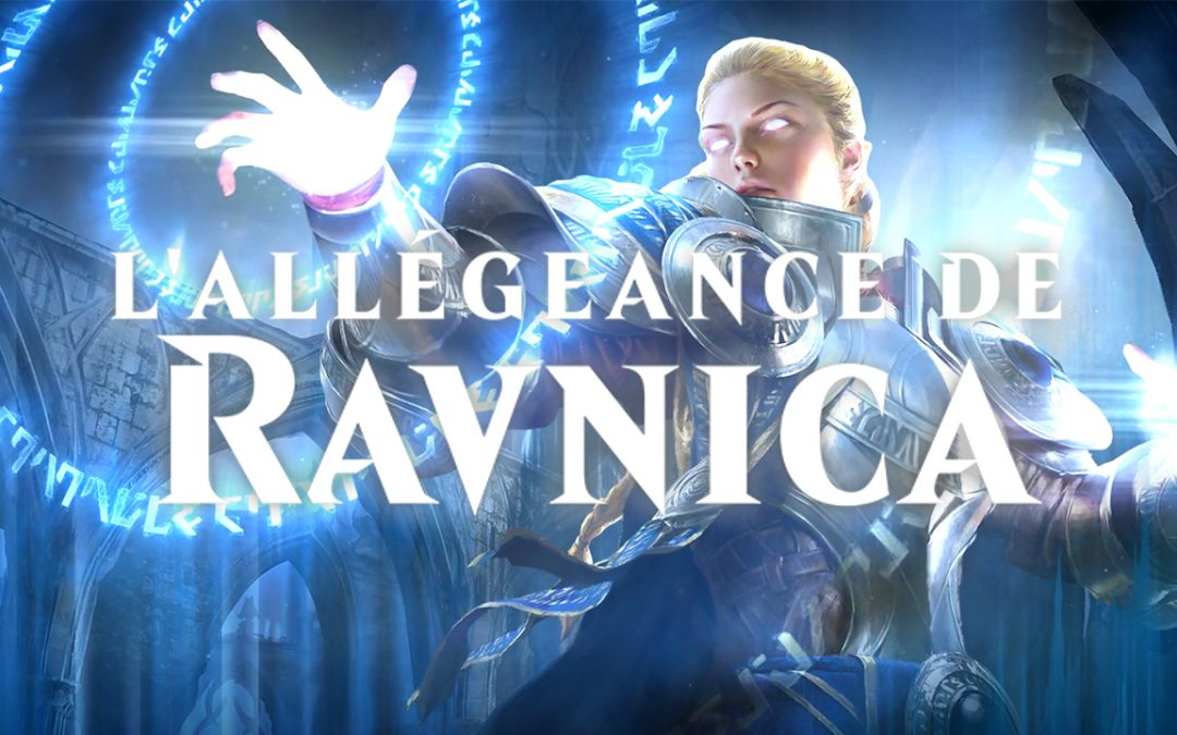 Magic Arena : l'Allégeance de Ravnica