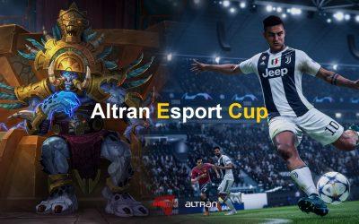 Découvrez  l'Altran Esport Cup sur Fifa 19 !