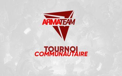 Inscrivez-vous au tournoi communautaire de Dimanche !