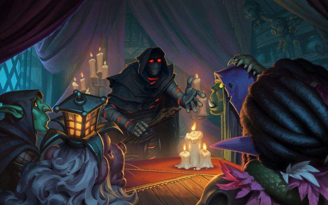 L'Éveil des ombres : le calendrier de révélation des cartes !