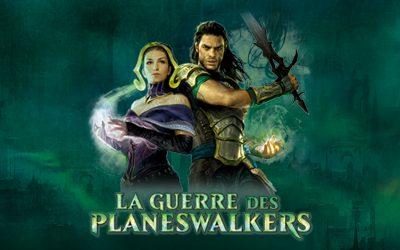 La Guerre des Planeswalkers : notre top des Planeswalkers !