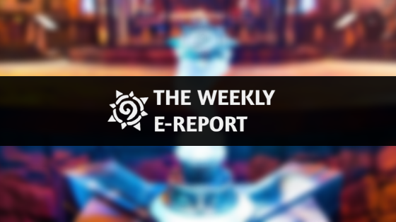 Hearthstone Weekly E-Report #58 avec Keuhn !