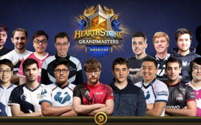 Hearthstone GrandMasters Ameriques