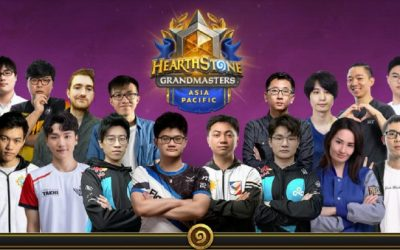 Hearthstone GrandMasters Asie Pacifique