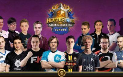 Hearthstone GrandMasters Europe