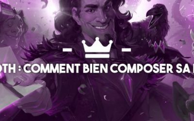 Mode KOTH : comment bien composer sa line up ?