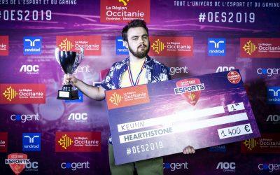 Keuhn vainqueur de l'Arma Cup Occitanie !
