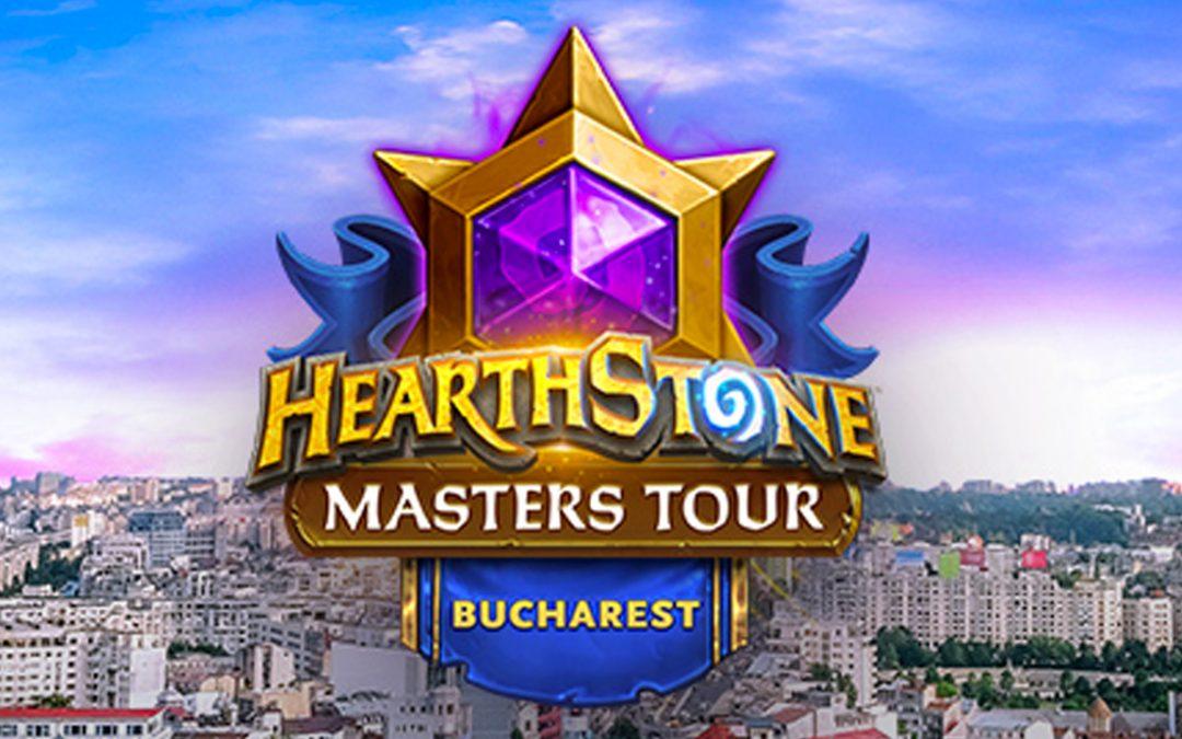Hearthstone Masters Tour Bucarest : toutes les infos et les qualifiés français et francophones !