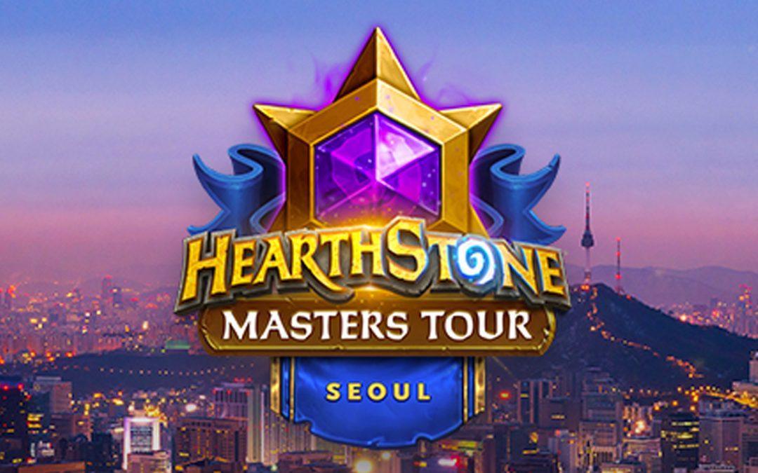 Masters Tour Séoul : Felkeine vainqueur, Un33d Top8 !