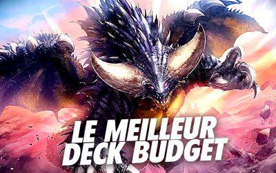 Le meilleur deck budget sur Teppen