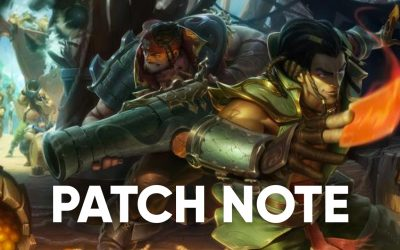Le patch 9.14 annonce de gros changements sur TFT !