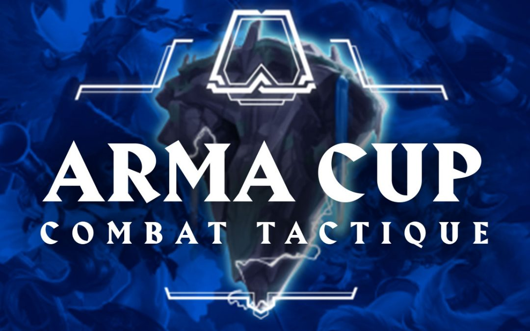 Arma Cup TFT coming to the Arma Convention!