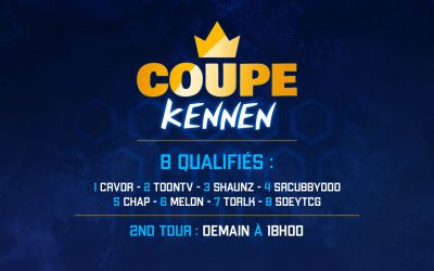 Coupe Kennen : Torlk finit Top3