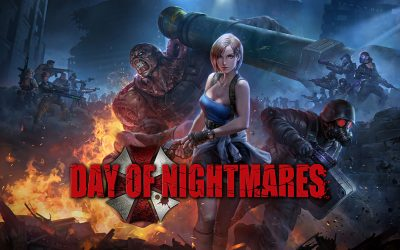 Day of Nightmares, la nouvelle extension de TEPPEN !